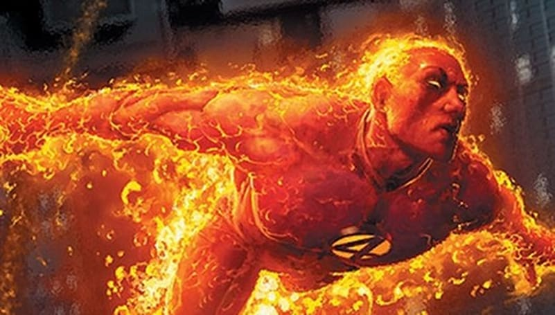 Marvel Heroes turns the flame on with the Human Torch