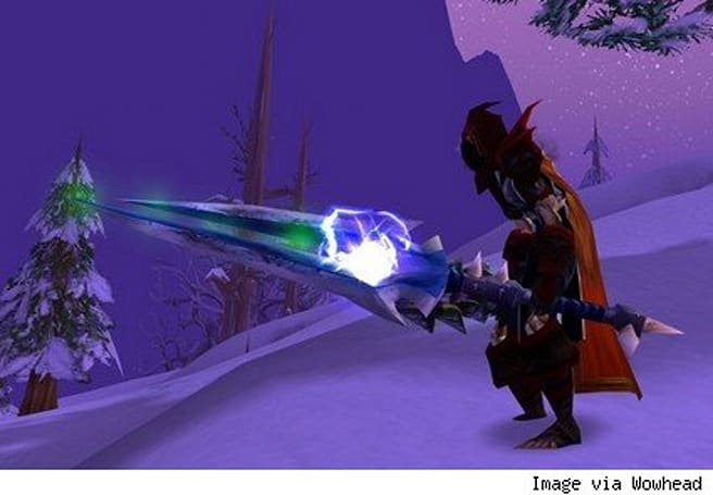 Legendary Weapons: Drops vs. questing