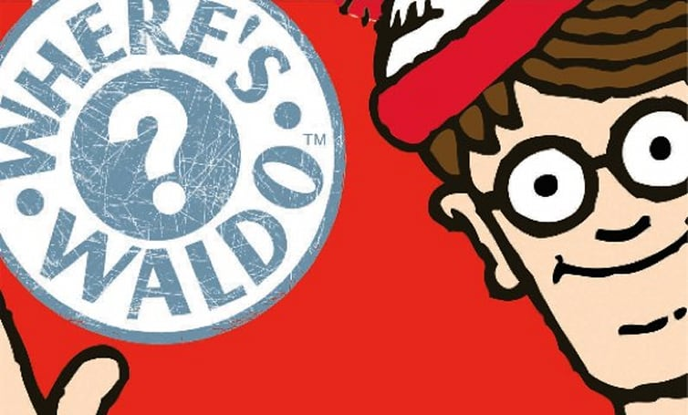 Don't call it a comeback: 'Where's Waldo?' game in production