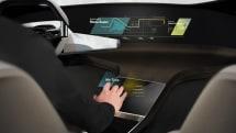BMWがホログラム式コンソール「HoloActive Touch」発表。触覚応答つきジェスチャーで仮想タッチパネルを操作