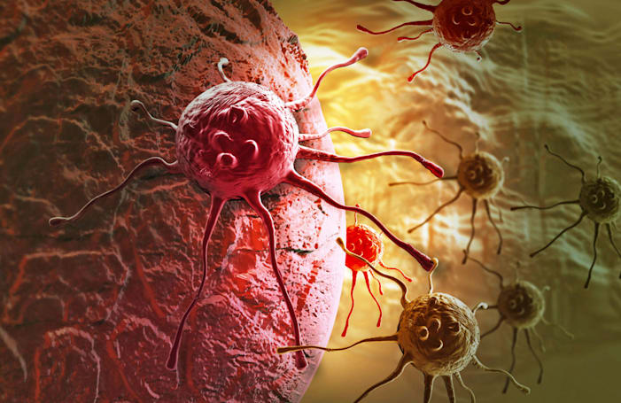 Researchers use light and genes to fight cancer