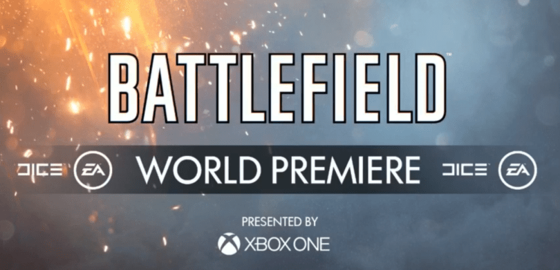 Watch the announcement of the next 'Battlefield' here