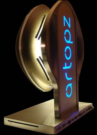 Artopz Minitopz Ion-based nettop lamp rains down confusion, wonder