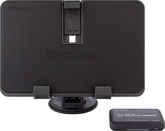 NTT DoCoMo unveils the Drive Cradle 02 that turns your tablet into a jumbo GPS