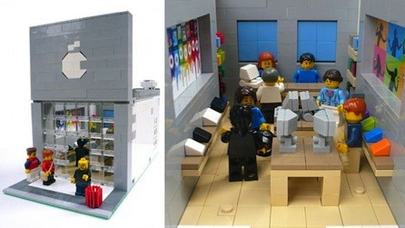 Lego Apple Store could become reality with your support
