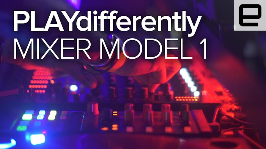 First Look at PLAYdifferently's Mixer Model 1