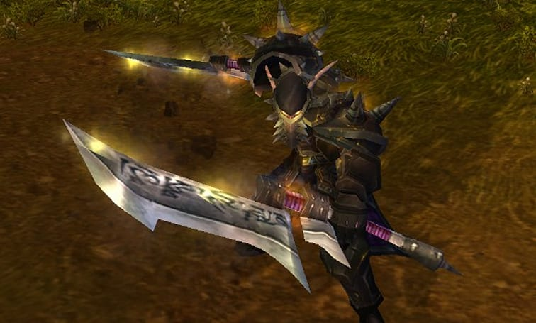 Does WoW need new animations?
