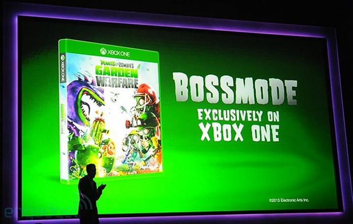 EA launches Boss Mode for 'Plants vs. Zombies: Garden Warfare' on Xbox One (video)