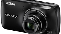 Nikon's Coolpix S800c: an Android-powered point-and-shoot camera for $350
