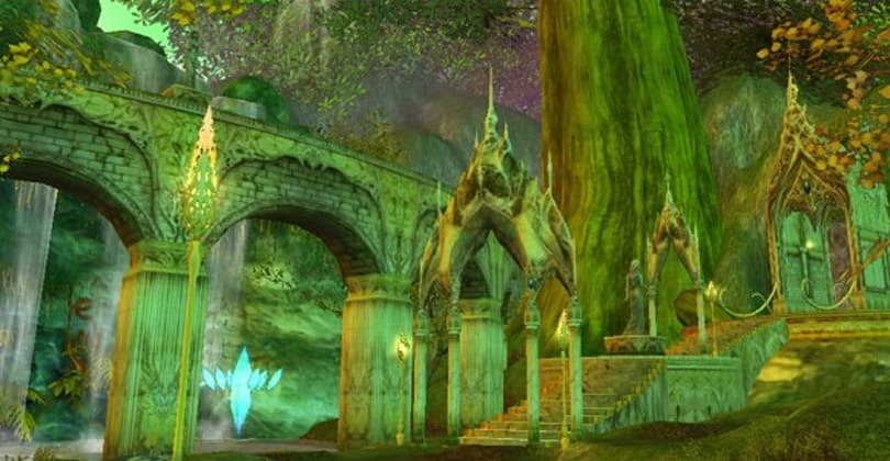 Runes of Magic's Elven Prophecy releases September 15, collectors items announced