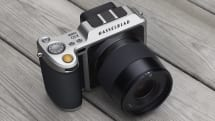 Hasselblad X1D 是世界第一台中片幅無反相機