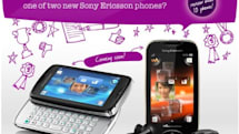 Sony Ericsson Facebook competition outs two upcoming feature phones