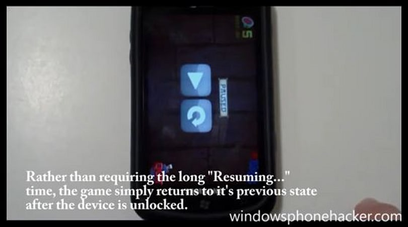 Windows Phone 7 hack brings instant app resumption, mobile multitasking to the masses
