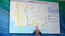 Apple's OS X Mavericks 10.9 will arrive as a free download today
