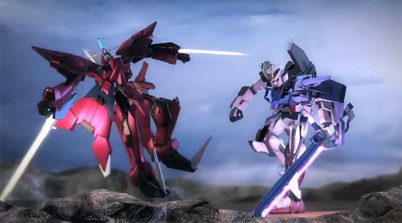 Mobile suits wreak havoc in Dynasty Warriors Gundam: Reborn