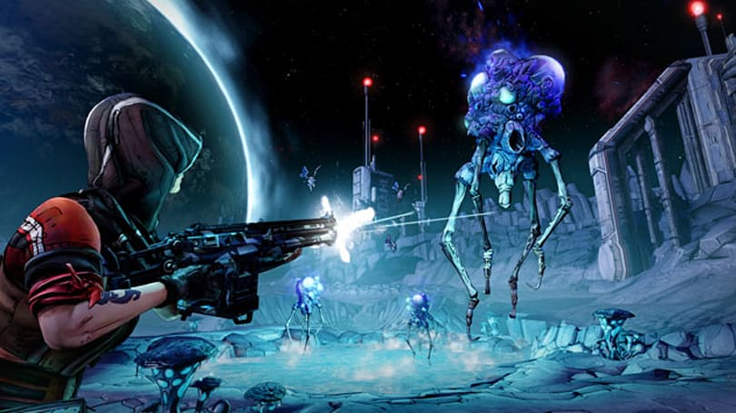 Bizarrely, the next Borderlands game is for Xbox 360 and PlayStation 3