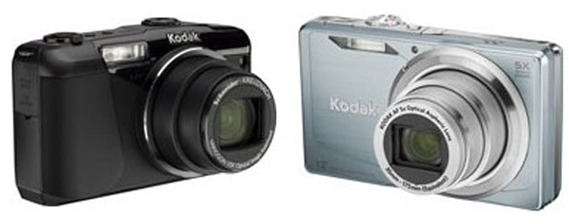 Kodak debuts EasyShare Z950, M381 and M341 digicams