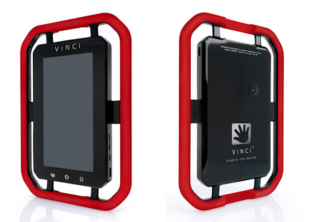 Toddler-friendly Vinci Tab II makes its way to online retailers