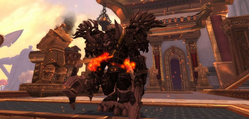 Mists of Pandaria Beta: Enrage graphic rolled back