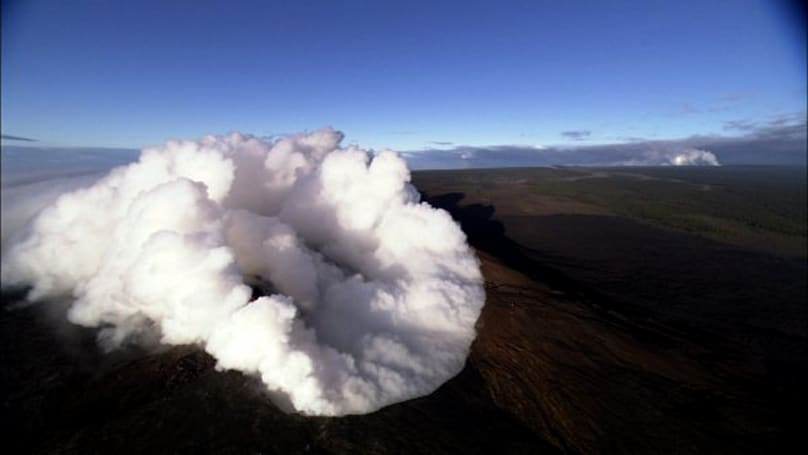 Kilauea: Mountain of Fire gives an HD look at the volcano tonight on PBS