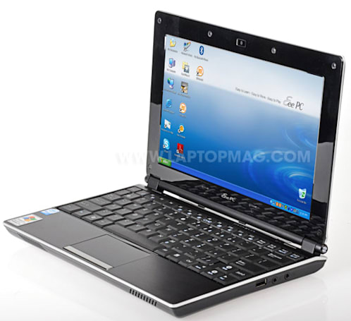 ASUS Eee PC 1002HA reviewed: looks cool but the battery stinks