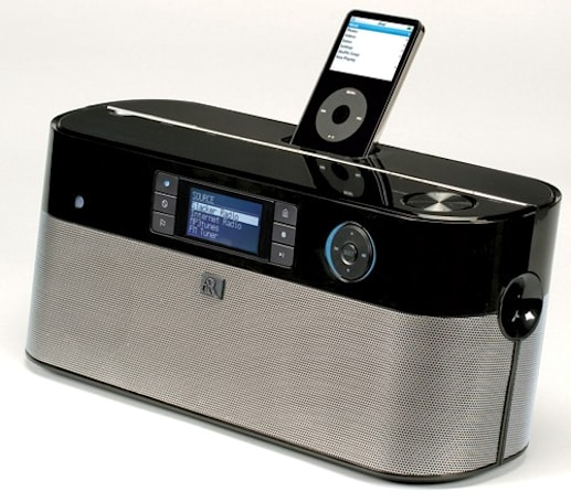 Acoustic Research ARIR200 / ARIR600i WiFi radios bring weather alerts, iPod support