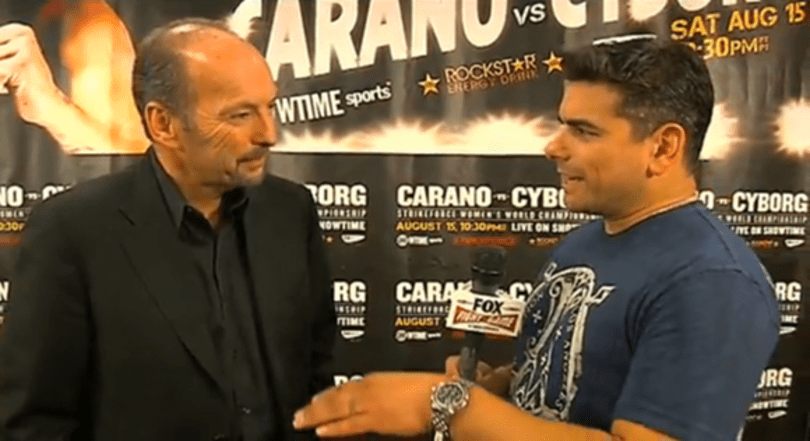 Fox 'Fight Game' interviews Peter Moore on MMA, war with UFC