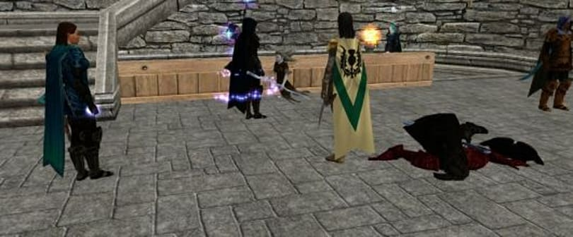 New Dark Age of Camelot patch introduces New User Experience, RvR changes