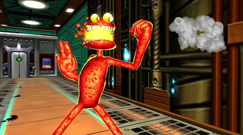 'Splosion Man' developer Twisted Pixel is leaving Microsoft