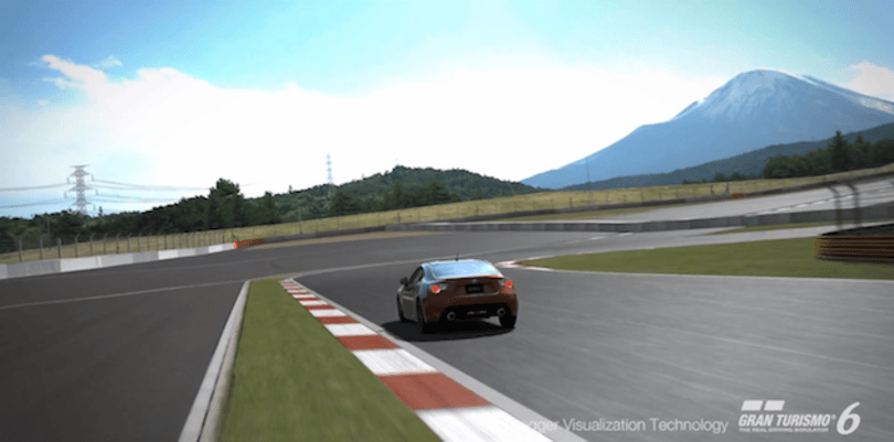 Toyota's Sports Drive Logger lets you relive real life races in Gran Turismo