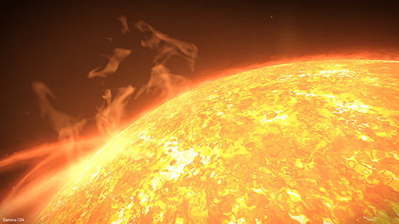 Elite: Dangerous is due for zero more wipes, releases launch trailer