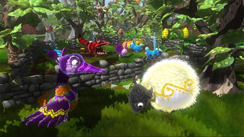 Viva Pinata one buck on Games for Windows today, Blacklight: Tango Down tomorrow