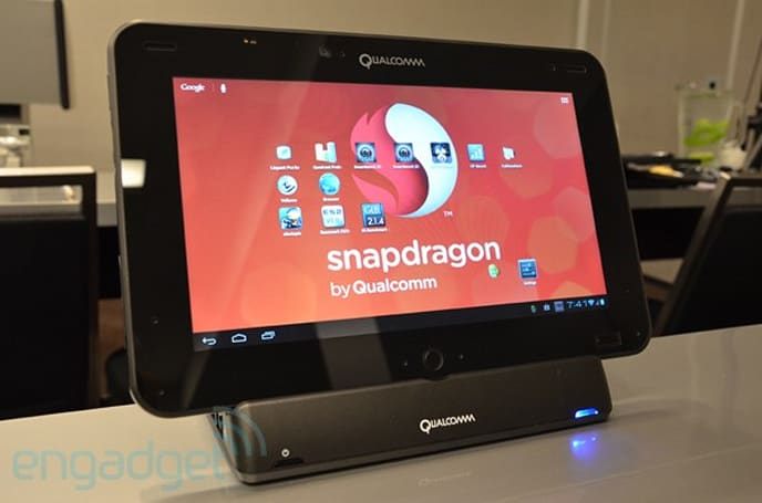 Qualcomm's Snapdragon S4 Pro quad core dev tablet now available for $1,299 (update: spec sheet)