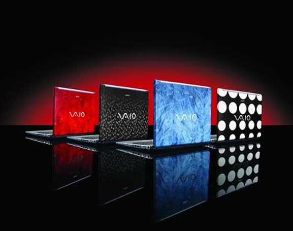 Sony announces VAIO C and FE 'Graphic Splash Editions'