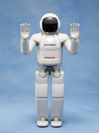 Honda's ASIMO robot sheds a few pounds, gets all autonomous on us (video)
