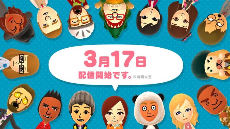 Nintendo's 'Miitomo' mobile app goes live in Japan next week
