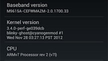 CyanogenMod 10.1 nightlies now available for Nexus 4