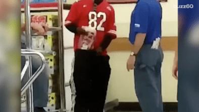 Man Caught Shoplifting Huge Amount Of Meat