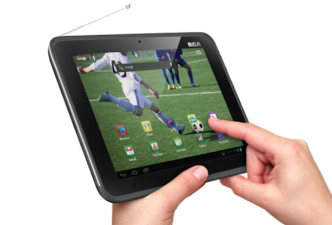 RCA Mobile TV Tablet combines DTV with Dyle, arrives this spring for $299