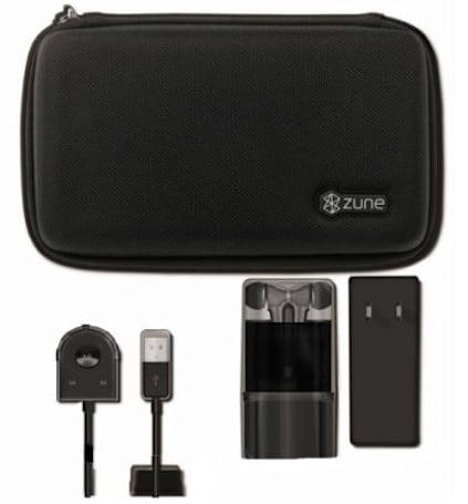 Amazon unveils Zune accessory gallery