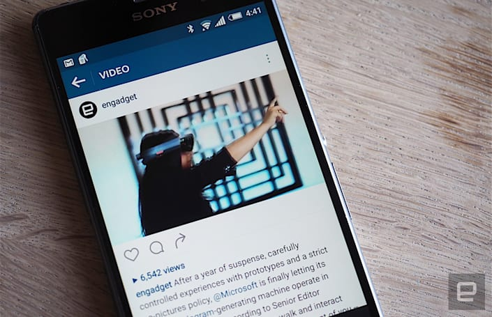 Instagram's big bet on video doesn't stop at 60 seconds