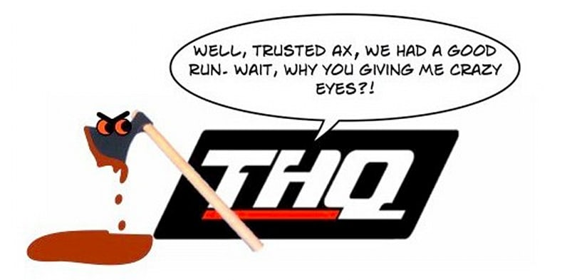 Report: THQ VP of Tech Mark DeLoura out, alongside 174 others