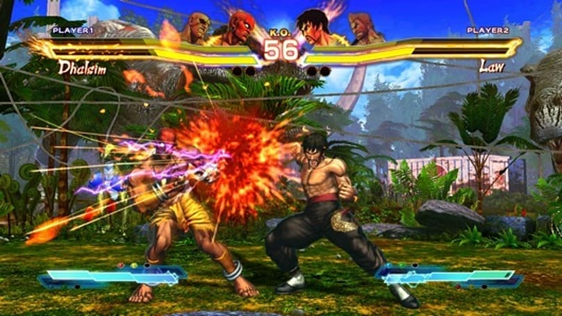 Hello? Street Fighter X Tekken sound and gem patch drops April 10