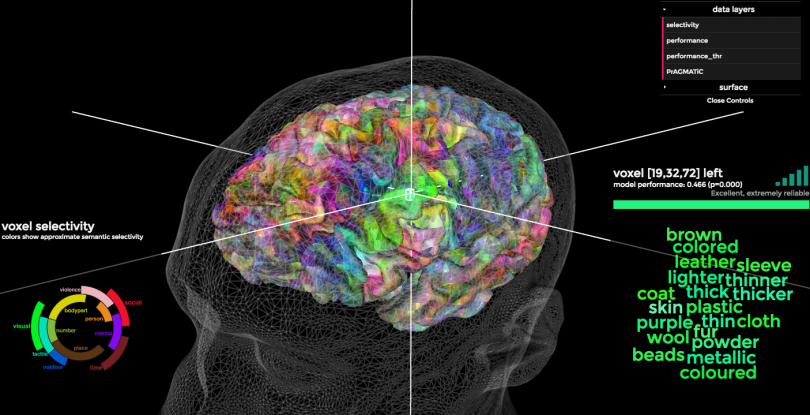 Scientists use 'Moth Radio Hour' to map meaning across the brain