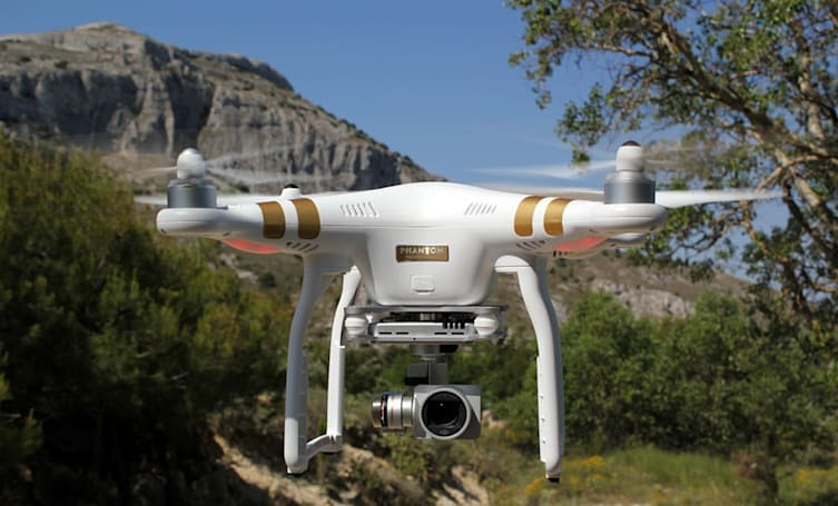FAA task force recommends drones over 250 grams be registered