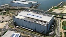 Panasonic opens the doors on its biggest plasma plant yet