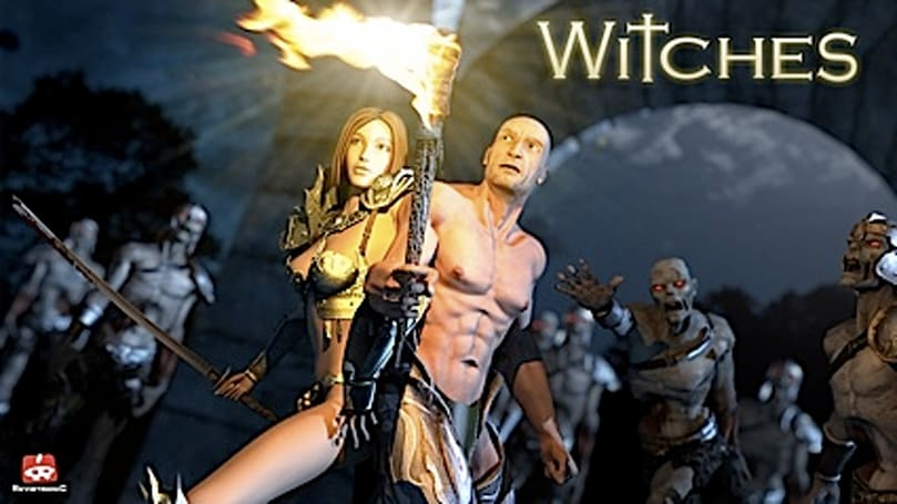 Project Witches headed Wii-ward