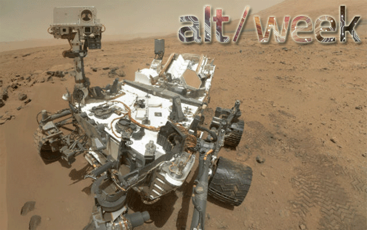 Alt-week 11.03.12: zombie animals, martian methane and self healing buildings