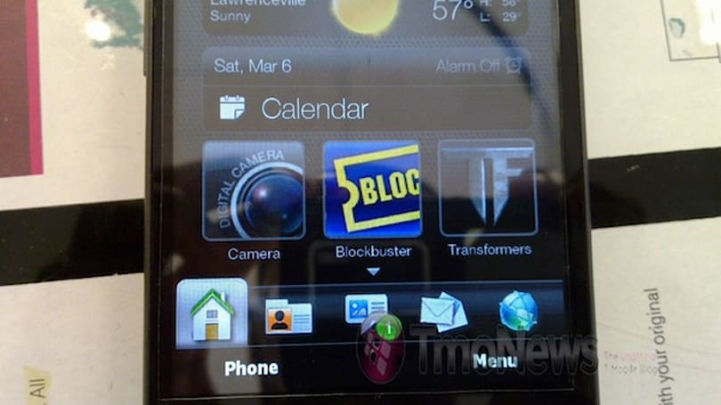 HTC HD2 breaks free in the T-Mobile USA wilds