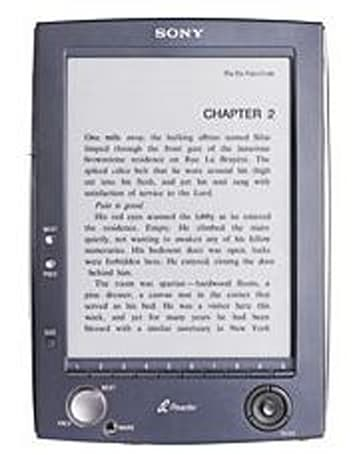 "Sony Portable Reader delayed (again) due to ""overwhelming demand"""